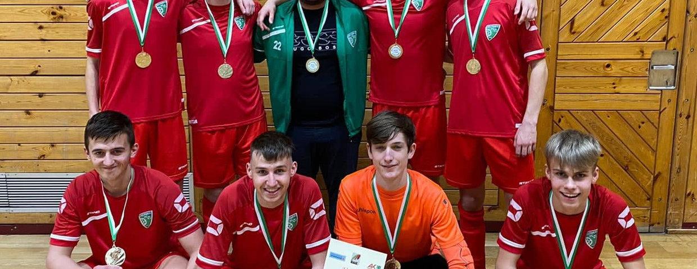 Unsere U17 ist steirischer Futsalmeister!