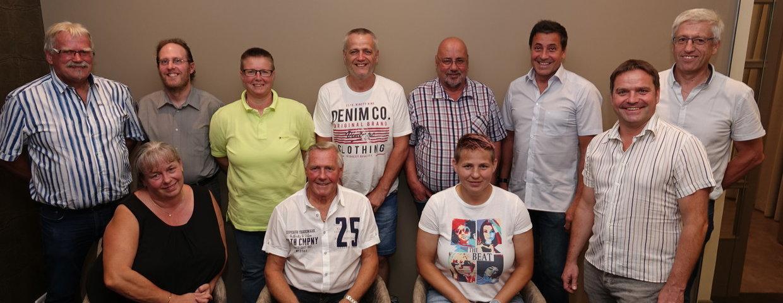Der neue Vorstand des FCZ!