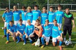 Hochmotivierte FCZ U15 ...