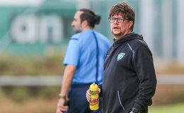 Trainer Rosol verlässt den Club ...