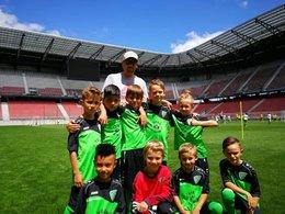 U-8/10 Turnier im Wörtherseestadion ...